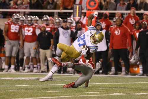 UCLA Football Crushed by #7 Utah, 49-3