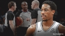 DeMar DeRozan has NSFW message for referees after Spurs' loss to Blazers