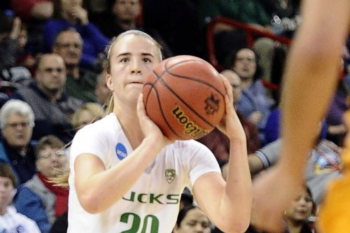 19th Career Triple-Double for Sabrina Ionescu, Ducks 99 - Tigers 63