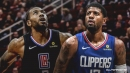 Paul George speaks on his home debut and historic start