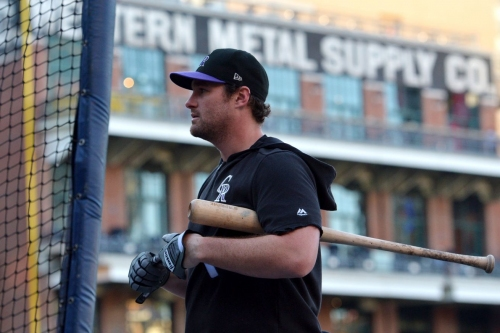 Sunday Rockpile: Daniel Murphy could be a logical trade candidate for the Rockies