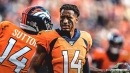 Video: Broncos' Courtland Sutton makes insane catch in traffic vs. Vikings