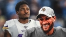 Vikings' Kirk Cousins goes deep to Stefon Diggs for 54-yard TD vs. Broncos
