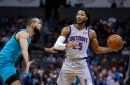 Detroit Pistons don't second guess last possession vs. Hornets. They expect execution