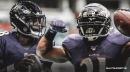 Ravens QB Lamar Jackson reacts to Mark Ingram declaring him the MVP front-runner