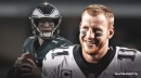 Carson Wentz speaks out on Eagles going 3-of-13 on 3rd down vs. Patriots