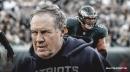 Patriots' Bill Belichick may have taken a shot at Lane Johnson in post-game presser