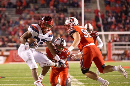 Arizona heavy underdog for home finale vs. Utah