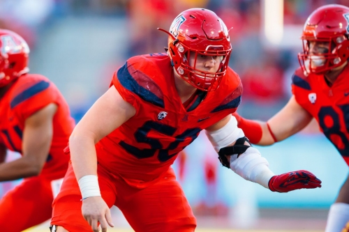 Several Arizona offensive linemen 'doubtful' for Utah game