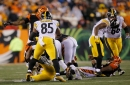 JuJu Smith-Schuster may miss game vs. Bengals with concussion, knee injury, per report