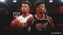 Heat star Jimmy Butler surprising teammates with his playmaking