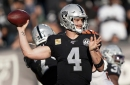 Raiders Week 11 report card: Raiders get it done through the air