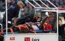 Big hit leaves Cincinnati Bengals receiver Auden Tate with a concussion, cervical strain