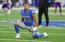 Danny Amendola: Detroit Lions fighting and don't sense heat and pressure