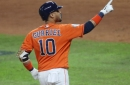 Astros Finalize Yuli Gurriel's Contract for the 2020 Season