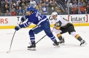 NHL Predictions Nov. 19 Late Games – Including Vegas Golden Knights vs Toronto Maple Leafs