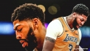 Lakers' Anthony Davis claims his shoulder feels 'great'