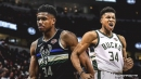 Bucks' Giannis Antetokounmpo throws some shade at Bulls