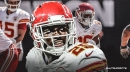 Chiefs' LeSean McCoy evaluated for concussion vs. the Chargers