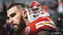 Chiefs' Travis Kelce becomes fastest TE in NFL history to reach 6,000 yards, 450 receptions