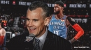 Thunder's Billy Donovan speaks out on Paul George's injury during 2019 playoffs