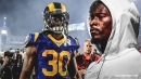 Todd Gurley must be a workhorse again for the Rams to compete with Baltimore