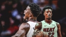 Jimmy Butler explains why he's always smiling with Heat