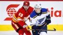 Flames' Sam Bennett week-to-week with upper-body injury