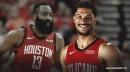 VIDEO: Pelicans' Josh Hart admits his favorite meme is his reaction to James Harden blunder