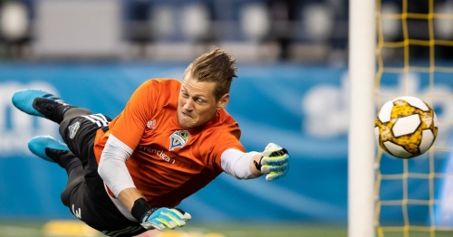 Sounders goalkeeper Bryan Meredith selected by Miami in MLS expansion draft