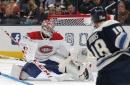 Recap: Third-period mistakes doom Montreal in Columbus