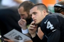 Wednesday at Raiders HQ: Derek Carr reminisces about first start vs. Jets