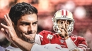 Jimmy Garoppolo: 3 bold predictions for the 49ers QB in Week 12 vs. Packers