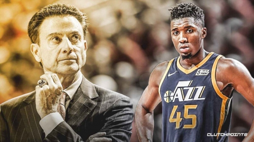 Rick Pitino claims he pushed for Knicks to draft Donovan Mitchell in 2017