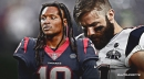 Texans' DeAndre Hopkins emulates Julian Edelman's 'knack' for first-down catches