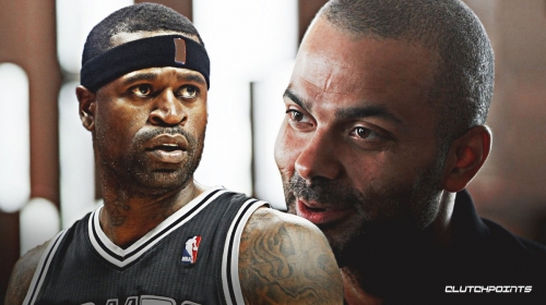 Stephen Jackson calls out Tony Parker as beef between former Spurs continues