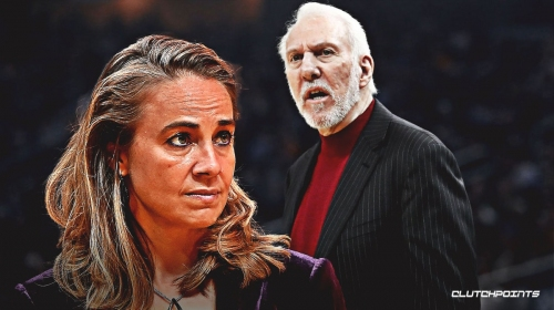 Gregg Popovich says 'no difference between a woman who knows the game and a man who knows the game'