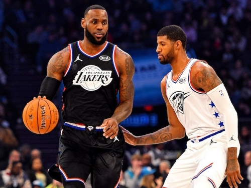 Lakers Not Trading For Paul George 'Was In The Back Of My Mind' In 2018 NBA Free Agency
