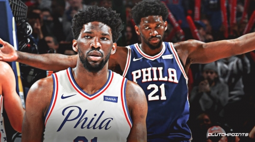 Joel Embiid expected to play in Sixers' back-to-back vs. Spurs, Heat