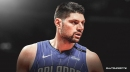 Magic news: Nikola Vucevic out at least 4 weeks with ankle injury
