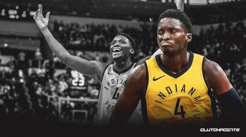 Victor Oladipo gives 'way better' update on himself