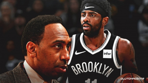 Kenny Atkinson responds to Stephen A. Smith's claim about not hearing good things about Kyrie Irving