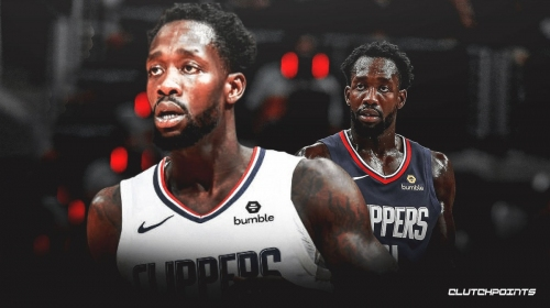 Patrick Beverley receives warning for violating NBA's anti-flopping rule