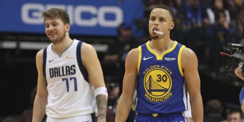 How Steph Curry influenced Luka Doncic and a new generation of scorers