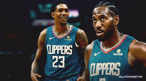 Clippers' Lou Williams says Kawhi Leonard is actually 'funny as hell' and 'just wants to win'