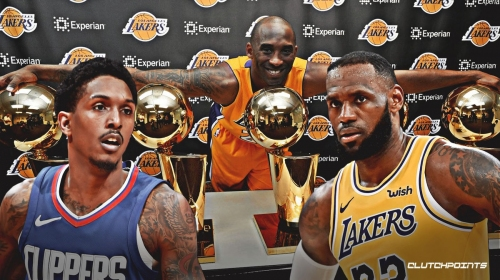 Lou Williams on being a Clipper in a Lakers-dominated town