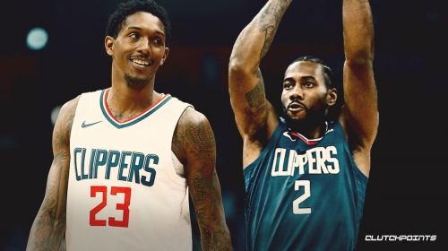 Clippers' Lou Williams on Kawhi Leonard's load management
