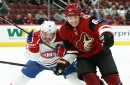 Lawson Crouse might help Phil Kessel get going with Arizona Coyotes