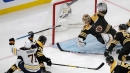 Marchand scores twice, Pastrnak gets 20th goal to lead Bruins past Sabres