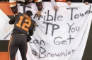 Some Browns fans are really embracing their team's 4-6 record after big win over the Steelers
